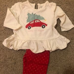 GAP Holiday Outfit